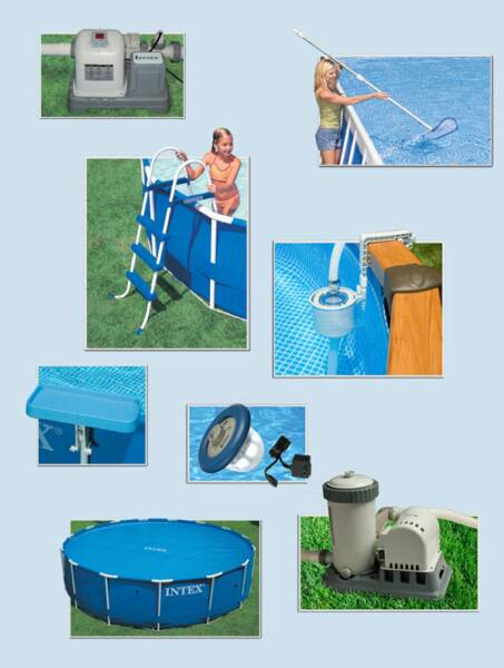 Essential Swimming Pool Accessories