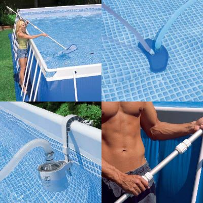 Essential Swimming Pool Accessories Intex Pool Parts